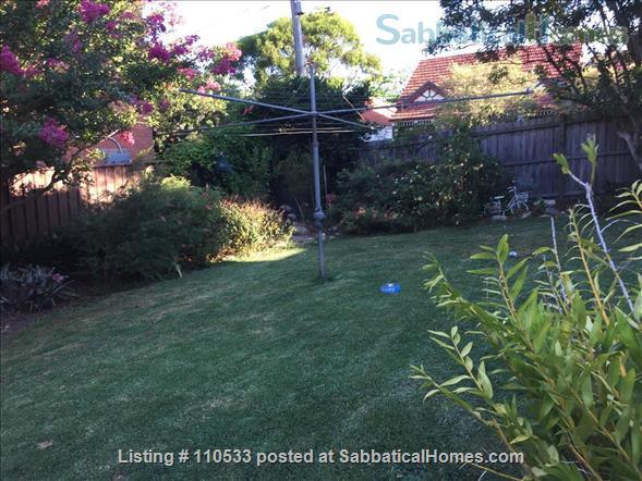 SYDNEY RENTAL GARDEN VILLA Home Rental in Petersham, New South Wales, Australia 6