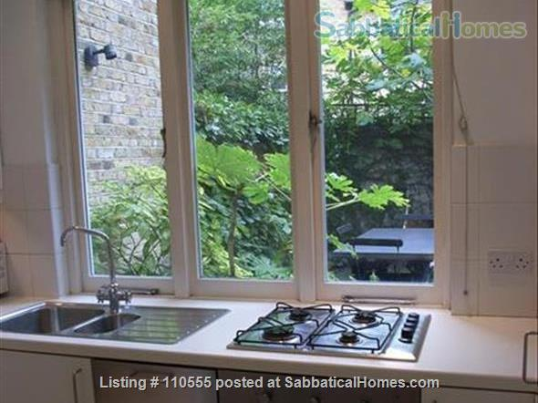 Beautiful 2-bed flat with large garden, Pimlico, SW1V 2LN, Central London Home Rental in Greater London, England, United Kingdom 4