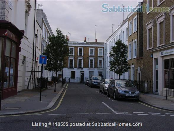 Beautiful 2-bed flat with large garden, Pimlico, SW1V 2LN, Central London Home Rental in Greater London, England, United Kingdom 8
