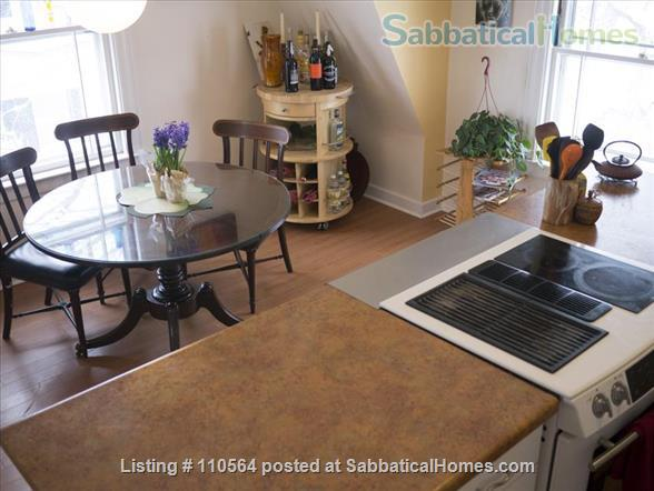 Harvard Square Extended Stay (M815) Home Rental in Cambridge, Massachusetts, United States 2