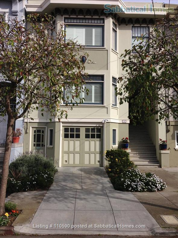 Share Charming Edwardian home Home Rental in San Francisco, California, United States 1