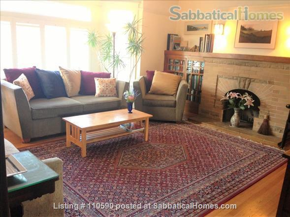 Share Charming Edwardian home Home Rental in San Francisco, California, United States 0