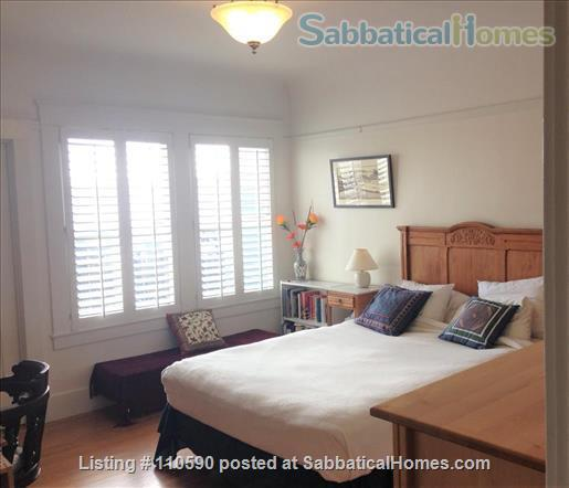 Share Charming Edwardian home Home Rental in San Francisco, California, United States 2