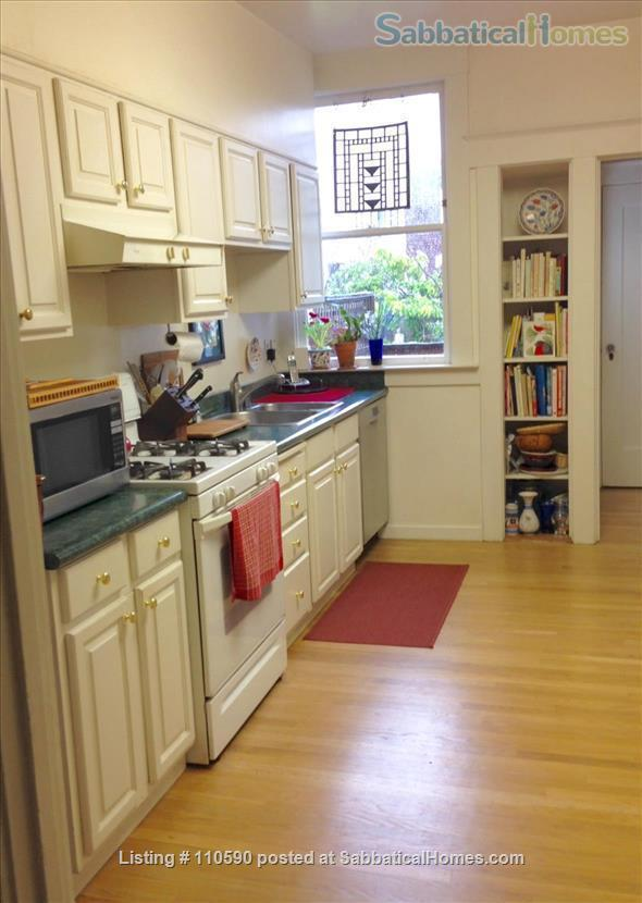 Share Charming Edwardian home Home Rental in San Francisco, California, United States 3
