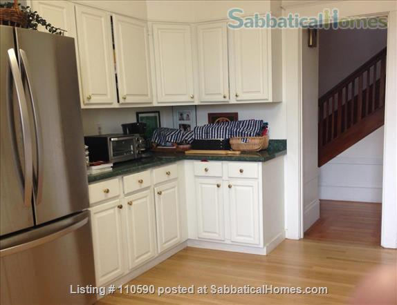 Share Charming Edwardian home Home Rental in San Francisco, California, United States 6