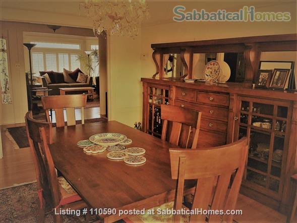 Share Charming Edwardian home Home Rental in San Francisco, California, United States 7