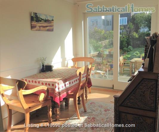 Share Charming Edwardian home Home Rental in San Francisco, California, United States 8