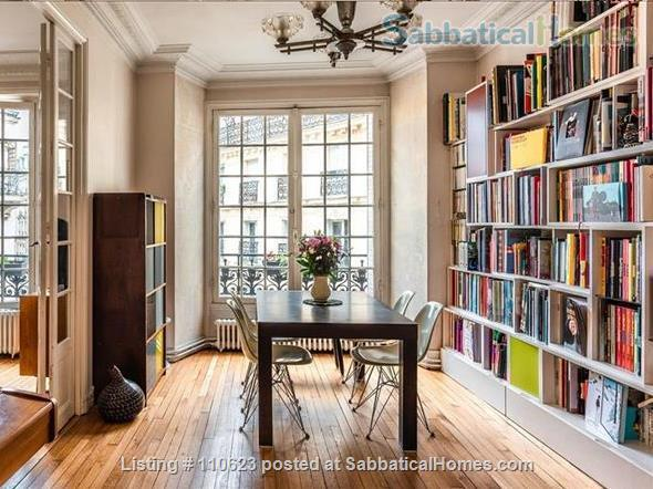 Charming flat in Paris, perfect for academics with family Home Exchange in Paris, Île-de-France, France 1