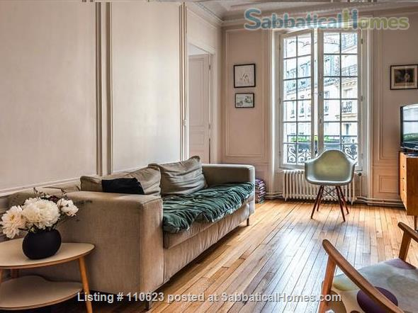 Charming flat in Paris, perfect for academics with family Home Exchange in Paris, Île-de-France, France 0