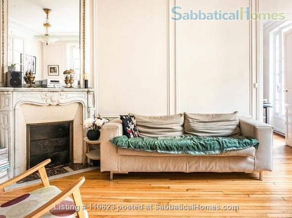 Charming flat in Paris, perfect for academics with family Home Exchange in Paris, Île-de-France, France 2