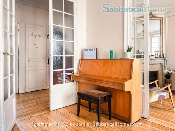 Charming flat in Paris, perfect for academics with family Home Exchange in Paris, Île-de-France, France 3