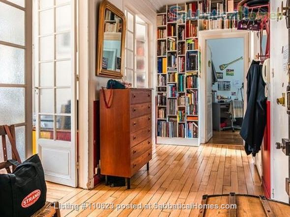 Charming flat in Paris, perfect for academics with family Home Exchange in Paris, Île-de-France, France 4