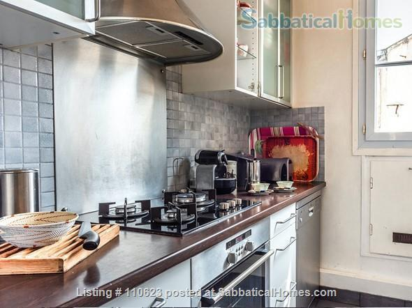 Charming flat in Paris, perfect for academics with family Home Exchange in Paris, Île-de-France, France 5