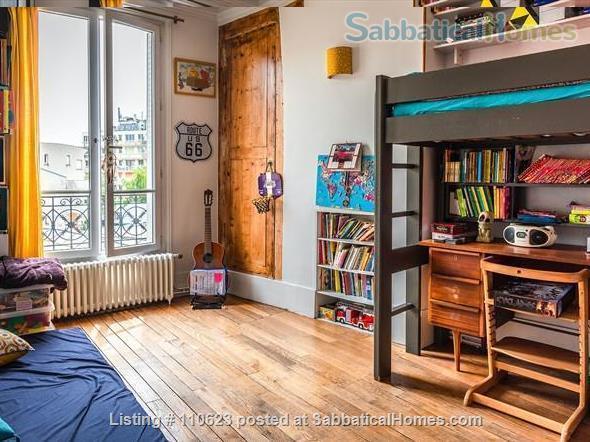 Charming flat in Paris, perfect for academics with family Home Exchange in Paris, Île-de-France, France 7