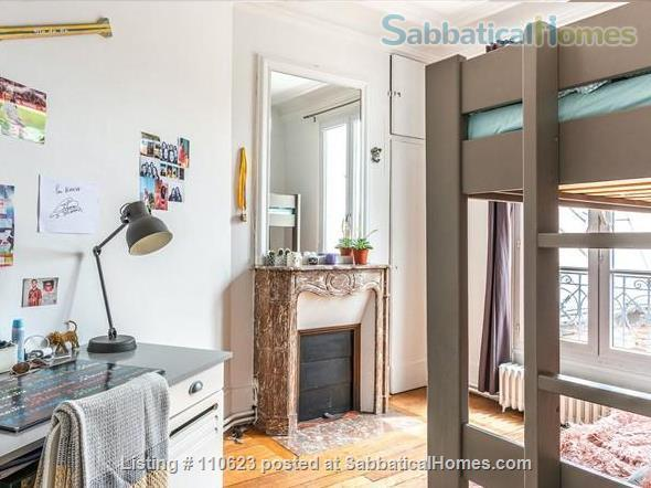 Charming flat in Paris, perfect for academics with family Home Exchange in Paris, Île-de-France, France 8