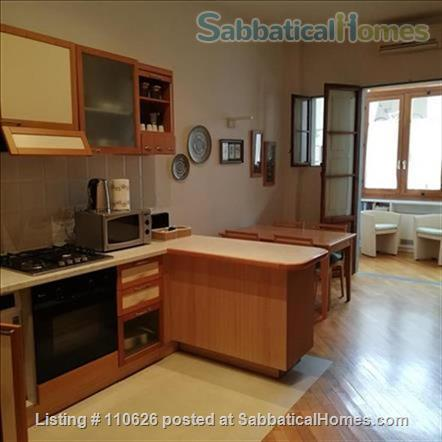 Quiet, bright, perfect for study or vacation Home Rental in Florence, Toscana, Italy 1