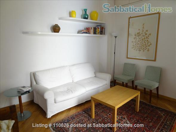 Quiet, bright, perfect for study or vacation Home Rental in Florence, Toscana, Italy 0