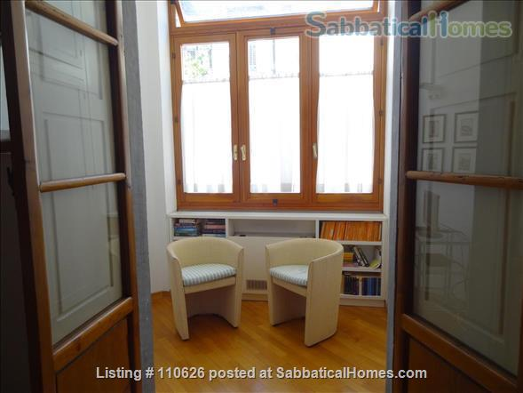 Quiet, bright, perfect for study or vacation Home Rental in Florence, Toscana, Italy 2