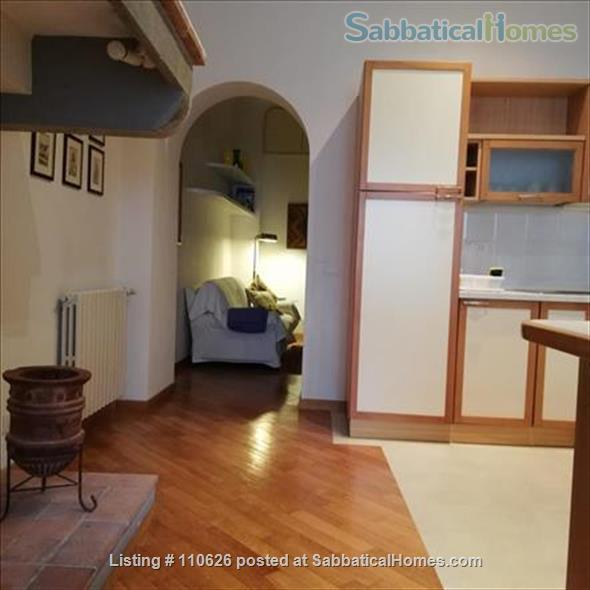 Quiet, bright, perfect for study or vacation Home Rental in Florence, Toscana, Italy 3
