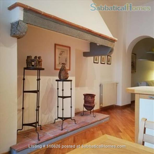 Quiet, bright, perfect for study or vacation Home Rental in Florence, Toscana, Italy 4