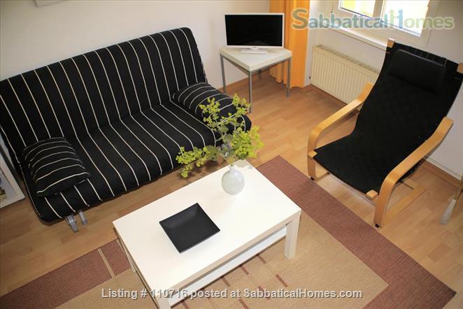 Bright, cosy, spacious 1-room apartment Home Rental in Berlin, Berlin, Germany 2