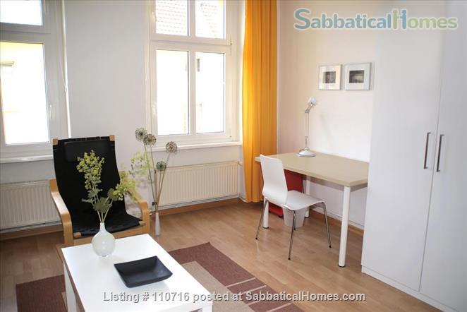 Bright, cosy, spacious 1-room apartment Home Rental in Berlin, Berlin, Germany 3