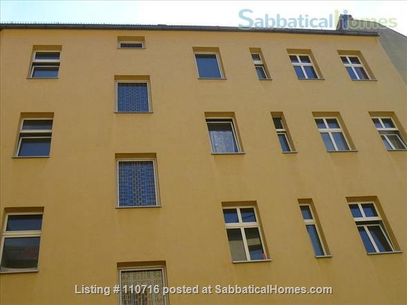 Bright, cosy, spacious 1-room apartment Home Rental in Berlin, Berlin, Germany 6