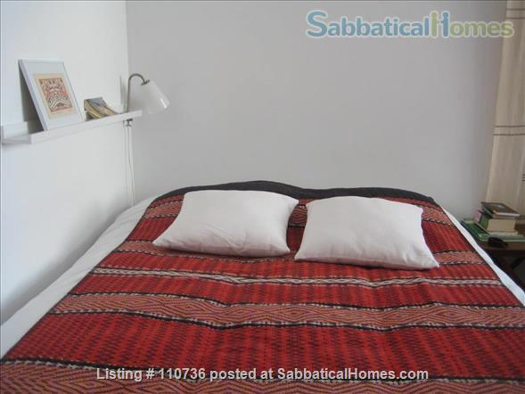 On a quiet, tree-lined street, fifth floor apartment with 2 bedrooms, 1 living-room, lots of sunshine, 3 balconies. Home Rental in Lisboa, Lisboa, Portugal 7
