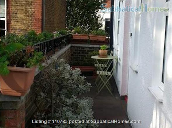 Light filled Camden flat  - 15 mins walk to British Library and UCL. Home Rental in Greater London, England, United Kingdom 2