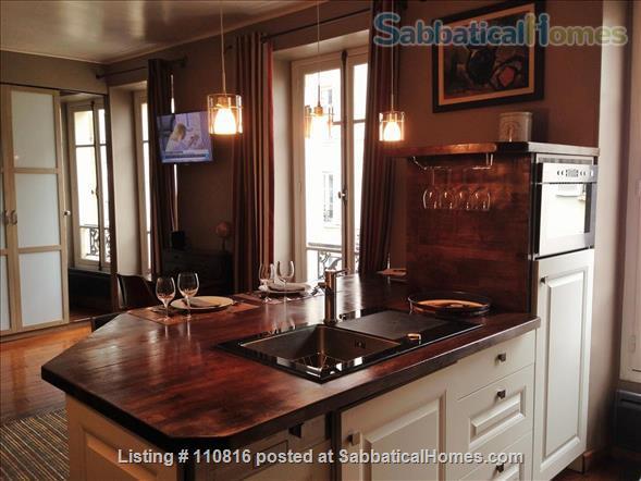 Lovely studio in the 7th, Rue du Champ de Mars Home Rental in Paris, IDF, France 1