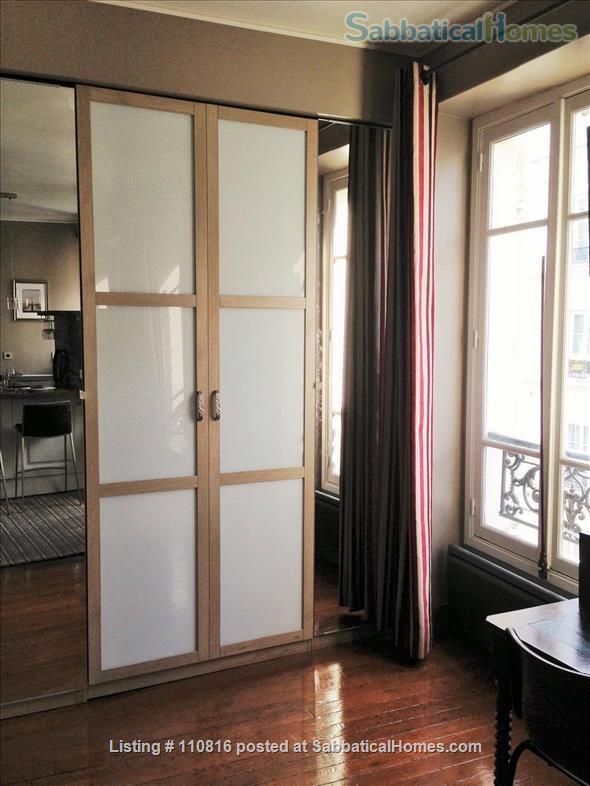 Lovely studio in the 7th, Rue du Champ de Mars Home Rental in Paris, IDF, France 0