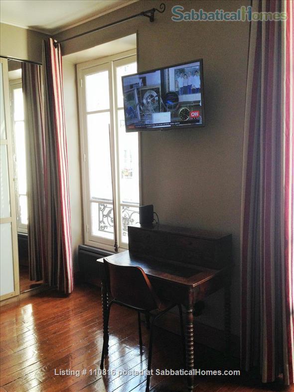 Lovely studio in the 7th, Rue du Champ de Mars Home Rental in Paris, IDF, France 5