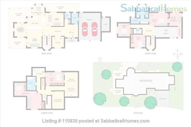 *** Large 5BR Boulder Home, available Holidays 2021/22 & June-July-August 2022*** Home Rental in Boulder, Colorado, United States 9