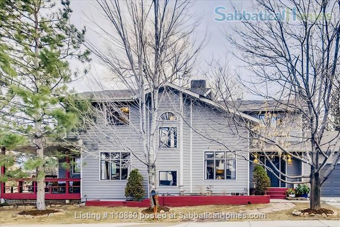 *** Large 5BR Boulder Home, available Holidays 2021/22 & June-July-August 2022*** Home Rental in Boulder, Colorado, United States 1