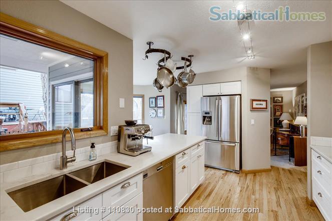 *** Large 5BR Boulder Home, available Holidays 2021/22 & June-July-August 2022*** Home Rental in Boulder, Colorado, United States 5