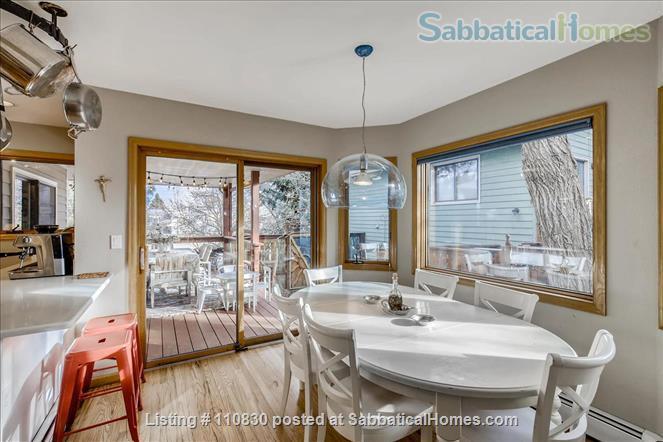 *** Large 5BR Boulder Home, available Holidays 2021/22 & June-July-August 2022*** Home Rental in Boulder, Colorado, United States 6