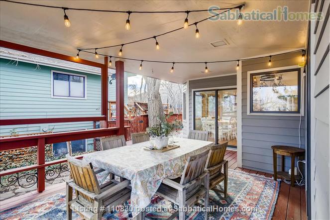 *** Large 5BR Boulder Home, available Holidays 2021/22 & June-July-August 2022*** Home Rental in Boulder, Colorado, United States 7