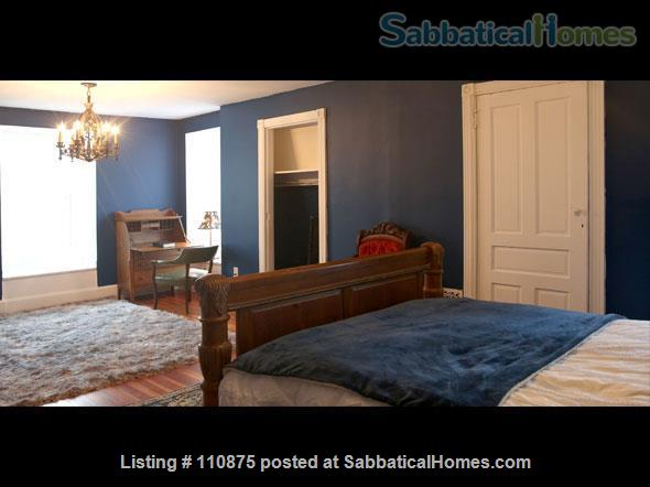 GORGEAUS BEDROOMS AT VICTORIAN HOME CLOSE TO UPENN, DREXEL  AND TEMPLE UNIVERSITY Home Rental in Philadelphia, Pennsylvania, United States 0