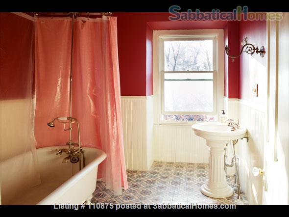 GORGEAUS BEDROOMS AT VICTORIAN HOME CLOSE TO UPENN, DREXEL  AND TEMPLE UNIVERSITY Home Rental in Philadelphia, Pennsylvania, United States 3
