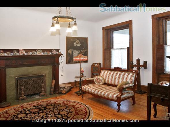 GORGEAUS BEDROOMS AT VICTORIAN HOME CLOSE TO UPENN, DREXEL  AND TEMPLE UNIVERSITY Home Rental in Philadelphia, Pennsylvania, United States 5