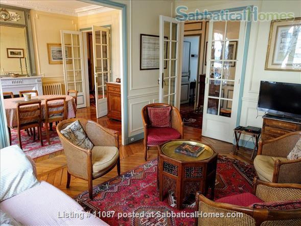 Charming, furnished 3 BR, 2BA, 1WC Home Rental in Paris, Île-de-France, France 0