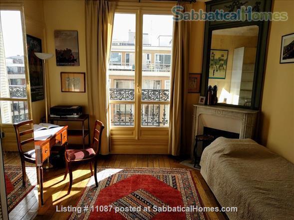 Charming, furnished 3 BR, 2BA, 1WC Home Rental in Paris, Île-de-France, France 4