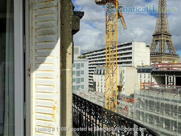 Charming, furnished 3 BR, 2BA, 1WC Home Rental in Paris, Île-de-France, France 5