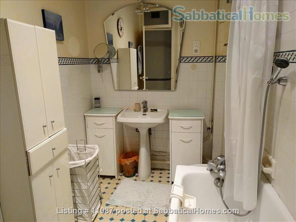 Charming, furnished 3 BR, 2BA, 1WC Home Rental in Paris, Île-de-France, France 7