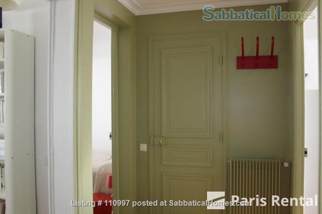 Charming Sunny flat Home Rental in Paris, Île-de-France, France 9