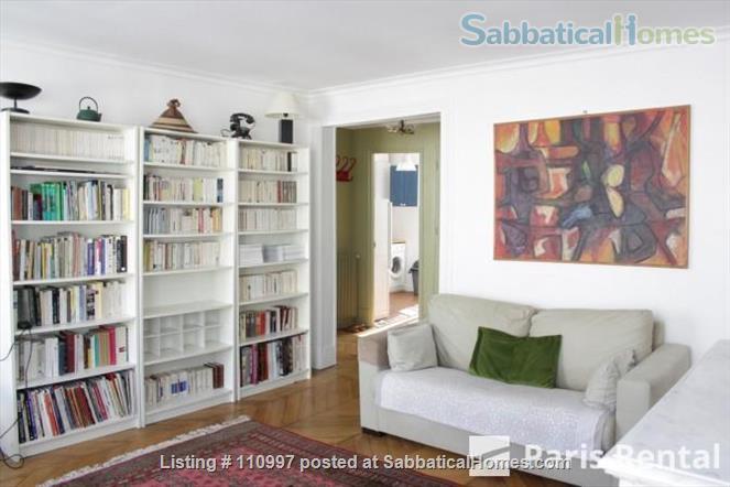 Charming Sunny flat Home Rental in Paris, Île-de-France, France 0