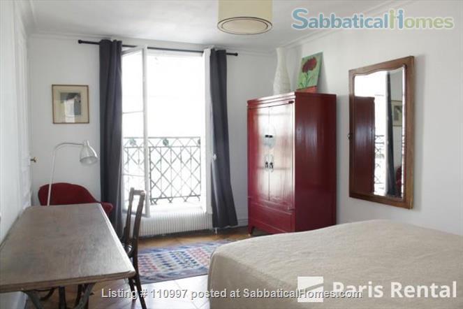 Charming Sunny flat Home Rental in Paris, Île-de-France, France 2