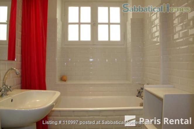 Charming Sunny flat Home Rental in Paris, Île-de-France, France 7
