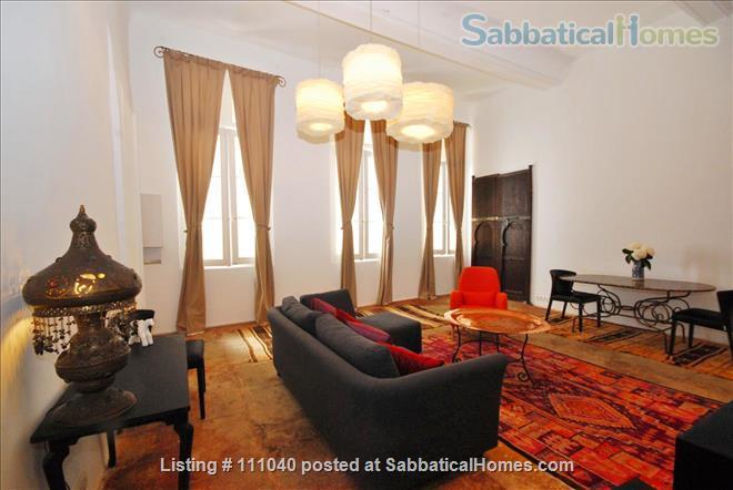 Historic Loft Conversion Home Rental in Montpellier, Occitanie, France 1