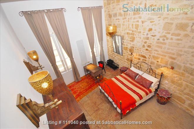 Historic Loft Conversion Home Rental in Montpellier, Occitanie, France 2